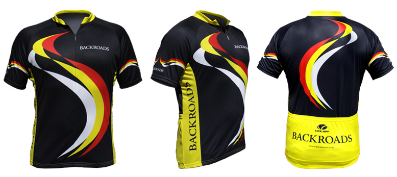 Backroads Bike Jerseys